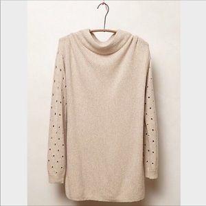 Anthropologie Moth 'Cerres' Pullover Sweater Large